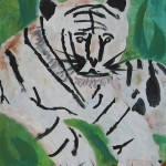 Albertin Matteo. La tigre bianca