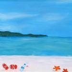 Grondelli Mariachiara. Mari e spiagge pulite