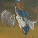 Modvala Dorin. Uccello dell'antichita