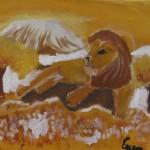 Ravoniku Enea. Il re leone