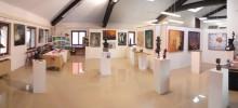 Inaugurazione sede EOS e Circolo Svizzero (arte, pittura, scultura)